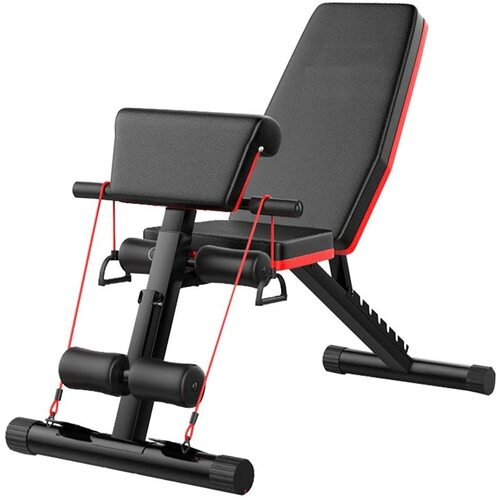 LR Fitness Multi-function Adjustable Exercise Bench home gym PRE-ORDER ETA 20th Oct